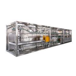500 bph poulets en abattoir mobile compact de petits équipements de ligne d'abattage Abattoir