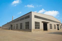 Workshop de fabricação de estrutura de aço leve com isolamento retráctil (parede KXD-017)