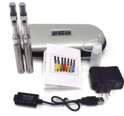EGO CE6 Kit 2 Electronic Cigarettes Kits CE6 Atomizer 650mAh 900mAh 1100mAh 2 E Cigarettes in Zipper Fall Various Colors CE6 Kits