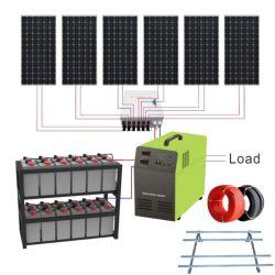 2000watts Gerador Solar para iluminação doméstica Use