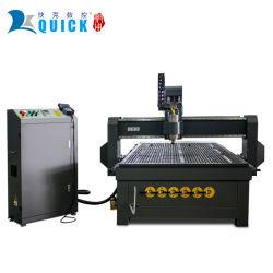 Alimentação de fábrica 1325 Router CNC máquina de esculpir corte trabalho de madeira para venda