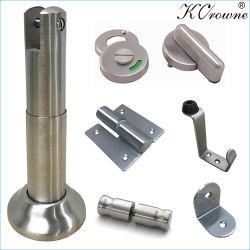 Haute qualité en acier inoxydable 316 cabines HPL Accessoires de l'armoire de toilette