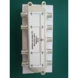 Antena Parabólica Diseqc Switch 8X1 para o Sinal de Comutação