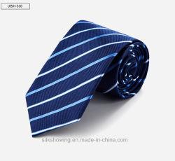 Der heiße neue Verkauf fertigen Männerknit-Silk Gleichheit kundenspezifisch an