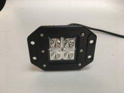 Lâmpada de Trabalho da Praça de LED para Aluguer Automóvel luz de nevoeiro da cabeça da Luz de Trabalho