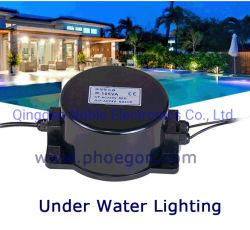 Luz de neón en el exterior a prueba de agua transformador toroidal