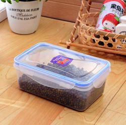Hermétique conteneurs de stockage de matériau plastique alimentaire Four Safe 800ml