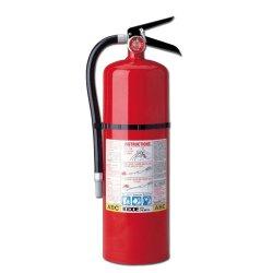 El dióxido de carbono y polvo extintor de incendios para equipos de extinción de incendios