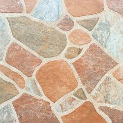 400X400 de cerámica antideslizante Baldosas de piedra al aire libre para construcción