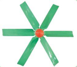 Pales en fibre de verre/ lames SMC// les pales de ventilateur d'échappement du rotor du ventilateur de ventilation