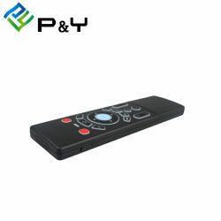 De Muis van het Toetsenbord van Bluetooth met het Androïde Backlit Wit van de Doos van TV T6