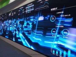 텔레비젼 전시 LED 스크린을 광고하는 고해상 실내 P1 P2 P2.5 LED