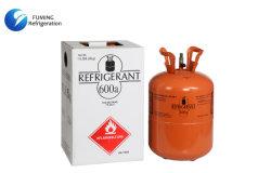 冷却するガスR600A 99.99%純度の冷凍のガス