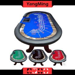 Lijst van Texas Holdempoker/Roestvrije de twee-Generatie van de Houders van de Kop Lijst 10 van de Pook van Texas van het Casino van de Voet van de Verbetering H Speler (ym-TB020)