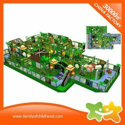 최신 판매 아이들은 정글 상업적인 실내 운동장 장비를 사용했다