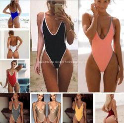 Super Multi-Color стиль горячей линии бикини купальник