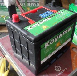Tension 12V batterie de voiture de type de batterie plomb-acide MF JIS 80D26L 70ah batterie automobile