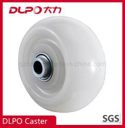 Il media di Dlpo/rotella di nylon bianca macchina per colata continua resistente la singola per sostituisce