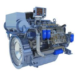 Motore marino del crogiolo di motore diesel Wp6 della Cina Weichai Deutz 250HP 168kw con l'alta qualità
