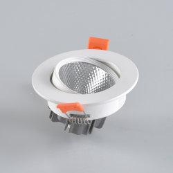 Профессиональных коммерческих освещения 5W 10W 15W 20Вт Светодиодные потолочные лампы направленного
