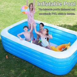 Piscina exterior de Verão Kids PVC inflável de jogos para adultos piscina piscina de bolas