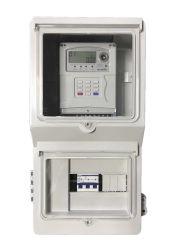 Misuratore elettrico trifase prepagato con tastierino separato Stron Smart STS Modulo di comunicazione PLC