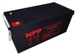 太陽エネルギーシステム、UPSの電動車椅子、スクーターのためのNpp 24V100ahのリチウムイオンLiFePO4電池のパック