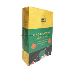 Двухслоевая древесная древесная древесная барбекю бумажная упаковочная сумка