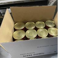 La nourriture en conserve de tomates d'assaisonnements coller avec image de marque OEM