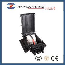 Optische Haar Gpon Faser-Optikendgeräte FTTH des Verteilerkasten-24 der Methoden-IP68