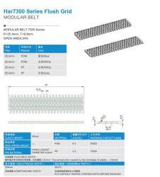 China Correas para modular la Máquina de embalaje Har-7300