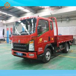 Sinotruk HOWO 4x2 경부하 트럭 Euro 2/3 LHD 신규 화물 트럭