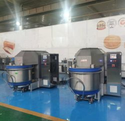 Industrial automática Recipiente desmontable masa Kneader panadería de mezcla de bicarbonato de equipos para Bread Food