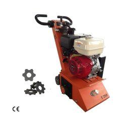 """10""""Asphalt-Vernarbungsmaschine für Reinigung und Aufrauen von Beton"""