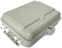 48 코어 SMC 옥외 /Indoor FTTH 쪼개는 도구 배급 상자, SMC 광학적인 종료 상자, FTTX. 상자, Fdb, SMC 의 광섬유 끝 상자