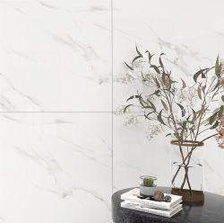 El mármol pulido azulejos de porcelana esmaltada en satinado para la decoración del hogar