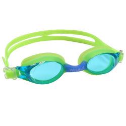 Lustiges Karikatur-Weiche-passendes Juniorsilikon scherzt Schwimmen-Schutzbrillen