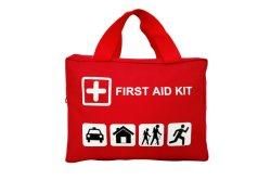 مجموعة الإسعافات الأولية لمجموعة الطوارئ 93PCS السفر في الخارج