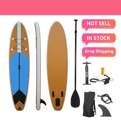 Deportes de Surf acuático Sup Stand up Paddle Surf Board Inflatable Tabla de surf