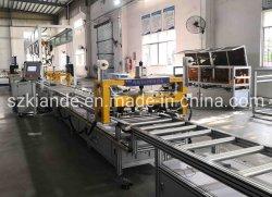Automatische Kompakte Busduct Produktionslinie Automatische Selbst Percing Nietsystem Maschine