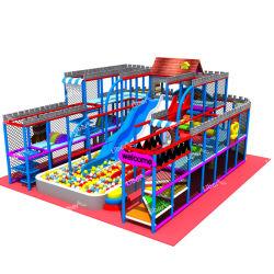 ألعاب الأطفال ألعاب الغابة مزلجيات ملعب للأطفال بالداخل