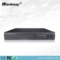 Wardmay Pas ontwikkelde 8CH Xmeye 4K-n DVR in het Systeem van het Toezicht van de Videorecorder