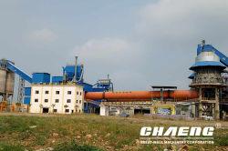 China fornecedor fabricante de topo calcário activo rápida mini fábrica de produção de calcinação