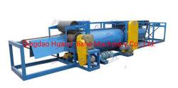 Hanf Banana Faser Entwässerung und Reinigungsmaschine, Jute Garn Stripping Maschine, Hanf Faser Peeling Maschine Produktionslinie