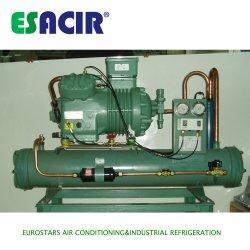 BITZER Verflüssigungssatz Energiespar-Kühleinheit für die Kühllagerung