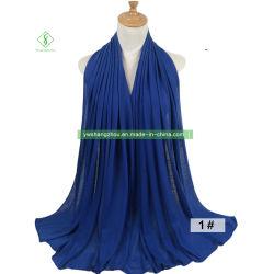 De in het groot Sjaal Duidelijke MoslimHijab van Jersey van de Vrouwen van de Manier
