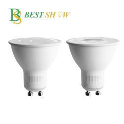 مصباح مصباح مصباح مصباح LED لضوء النقاط القابل للتخفيت في مصنع الصين، DC AC 85 بجهد 12 فولت - 265 فولت ضوء LED بقوة 3 واط واط بقوة 7 واط وبقوة 10 واط MR16 GU10 Gu5.3 E27