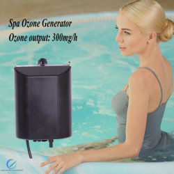 Mini-BADEKURORT Ozon-Generator 300mg/H steuern Ozonisator-Wasser-Reinigung-Maschine automatisch an