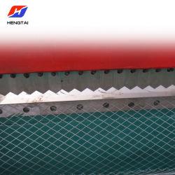 Beste Qualität erweiterte Diamant-Metallineinander greifen-lochende Maschine für Verkauf