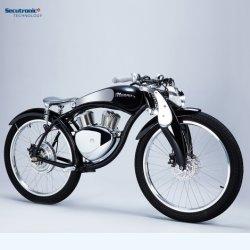 新しい到着型のEbike Munro 2020の美しい形の充電電池電気エンジン浜の巡洋艦のバイク